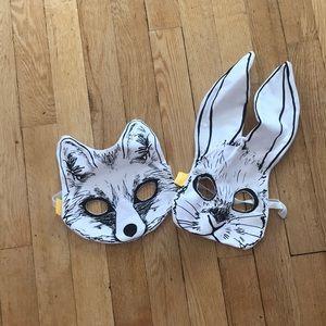 Fidoodle Masks